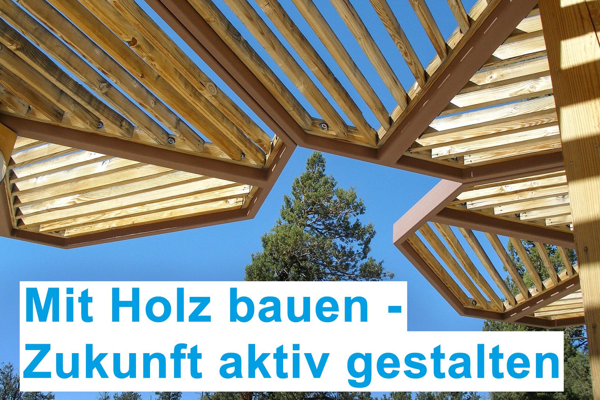 Holzbau - Brandschutz - Abweichungen - Teil 1 / Ausschreibungsergebnis Holzbau - kein Zufall - Teil 2