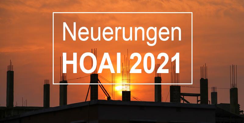 Strategien zur neuen HOAI - 09.12.2020 - Online-Seminar